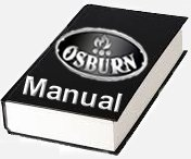 Osburn 1600 Fireplace Insert Manual