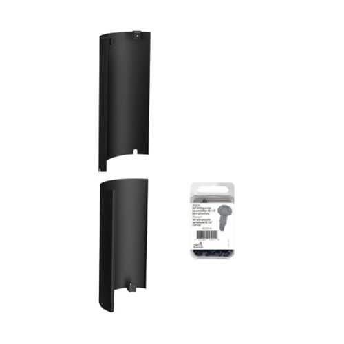 Sp00390 Heat Shield Kit For 6 To The Ceiling Black Pipe Kit